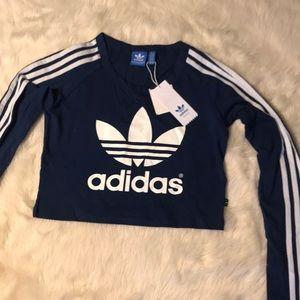 Adidas Paris crop top